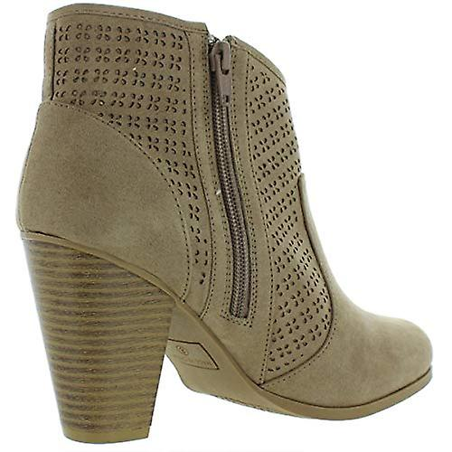 American Rag Womens Ariane Faux Suede Ankle Booties