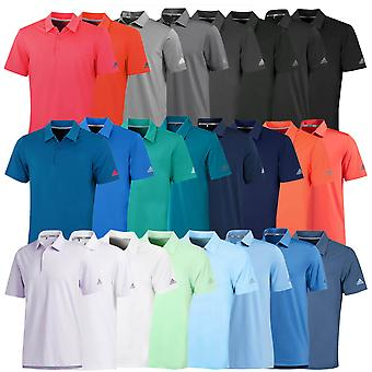Adidas Golf mens 2020 Ultimate 2,0 Solid Crestable korte mouw Polo shirt