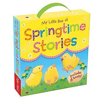 Ma petite boîte de printemps histoires (contes de tigre)