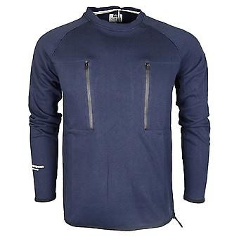 Weekend Offender Conn Navy Pullover Fleece
