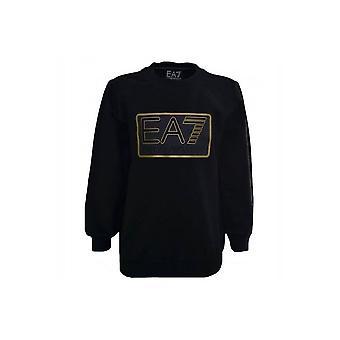 EA7 Boys EA7 Boy's Black Sweatshirt