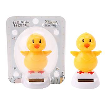 CGB Giftware printemps a Sprung Dancing Solar Chick