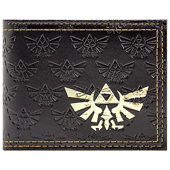 Nintendo Zelda Triforce ID & carte Bi-Fold Wallet