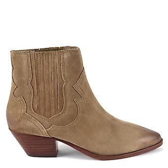 Ash FALCON Ankle Boots Brushed Wilde Suede