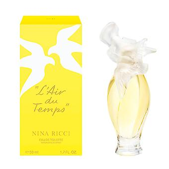 Women's Perfume L'air Du Temps Nina Ricci EDT/50 ml