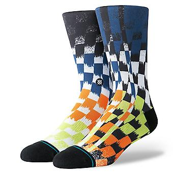 Stance Foundation Mens Socks ~ Space Dust (size L)