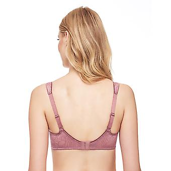 Susa 8075-368 Women's Ballina Smoky Rose Pink Underwired Bra