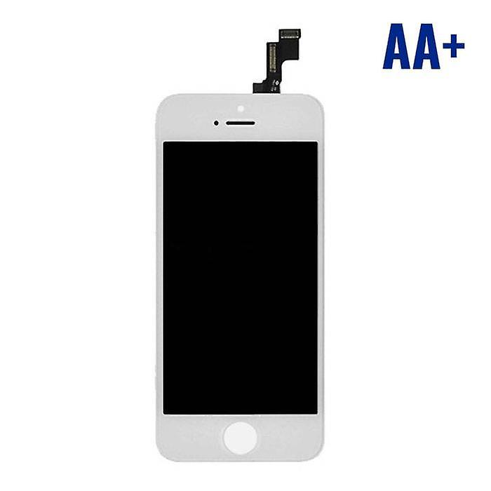 Stuff Certified® iPhone SE / 5S screen (Touchscreen + LCD + Parts) AA + Quality - White