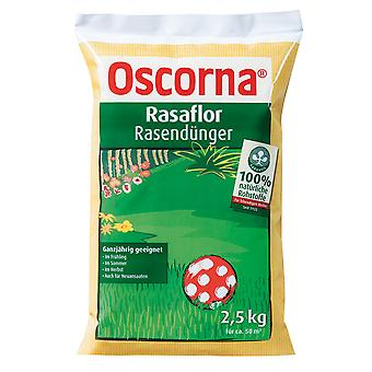 OSCORNA® Rasaflor Rasendünger, 2,5 kg