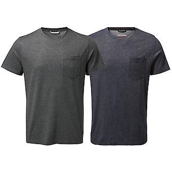 Craghoppers Mens NL Ina Kort ärm T-shirt