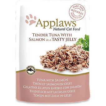 Applaws Tuna Jelly with Salmon for Cats (Cats , Cat Food , Wet Food)