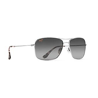 Maui Jim Wiki Wiki GS246 17 Silver/Neutral Grey Sunglasses