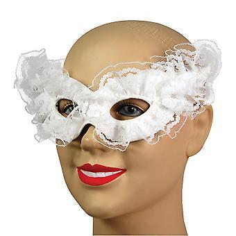 Bristol Nyhet Unisex Voksne Venetian Carnival Blonder Øye Maske