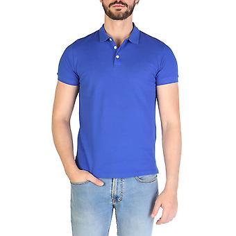 Emporio Armani Original Men Spring/Summer Polo - Blue Color 35388