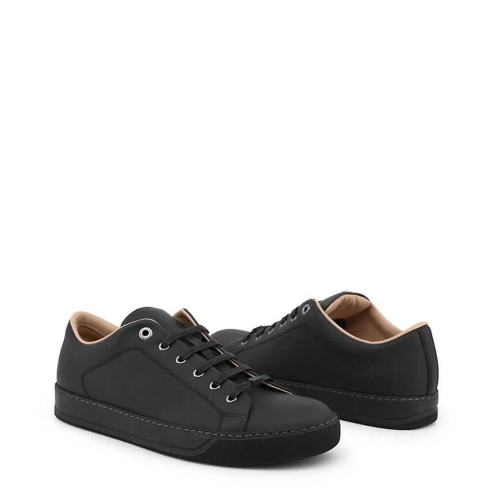 Lanvin Original Men Fall/winter Sneakers - Black Color 35364