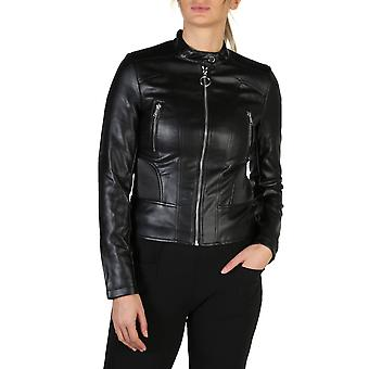 Guess Original Women Fall/Winter Jacket - Black Color 38079