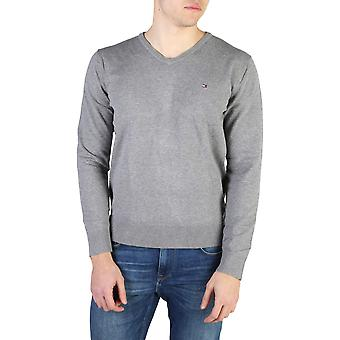 Tommy Hilfiger Original Men All Year Sweater - Grey Color 49183