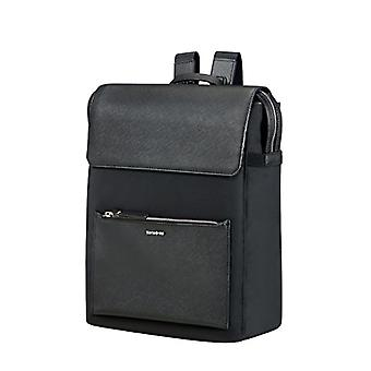 SAMSONITE RECTANGULAR BACKPACK14.1' (BLACK) -ZALIA Casual Backpack - 45 cm - Black