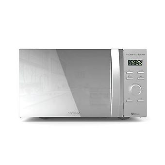 Microwave with grill ProClean Cecotec 5120 20 L silver 700W