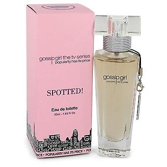 Gossip girl spotted! eau de toilette spray by scent story   550066 49 ml