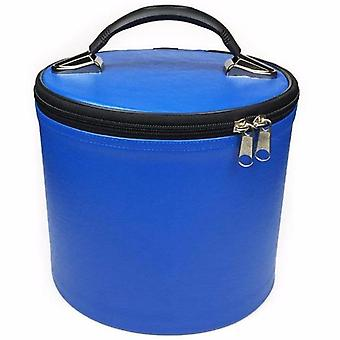 Masonic fez geval (blauw)