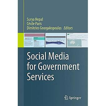 Social Media for Government Services by Nepal & Surya