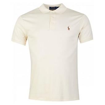 Polo Ralph Lauren Custom Slim Fit Soft Touch Jersey Polo