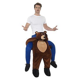 Huckepack Bär Kostüm