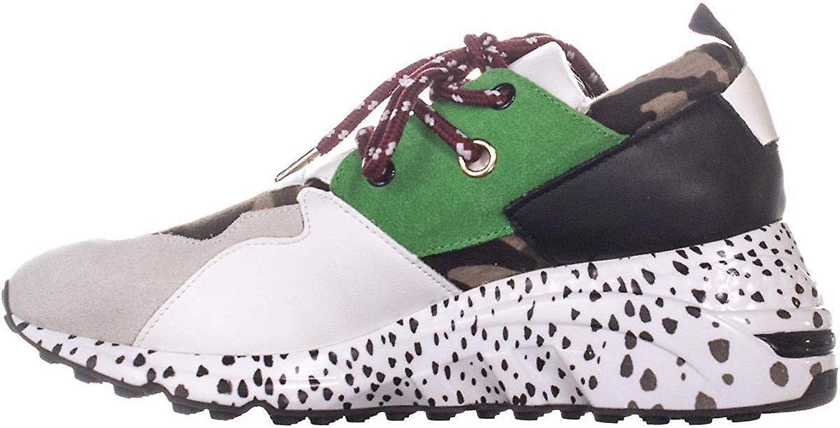 Steve Madden Donne's Cliff Sneakers Camo Multi Size 5.5M D80HOP