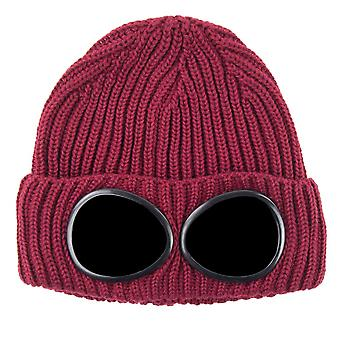 CP Company Cp Company Extra Fine Merino Wool Winter Goggle Beanie Scooter 576