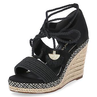 Tamaris 112831424 001 112831424001 sapatos universais de verão feminino