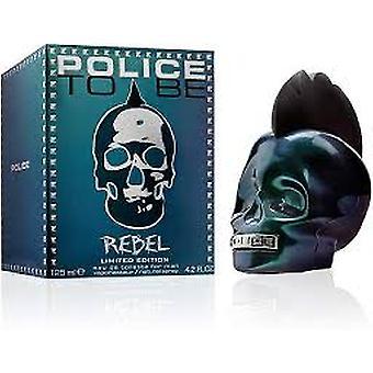 Police To Be Rebel Eau de Toilette 125ml EDT Spray - Edycja limitowana