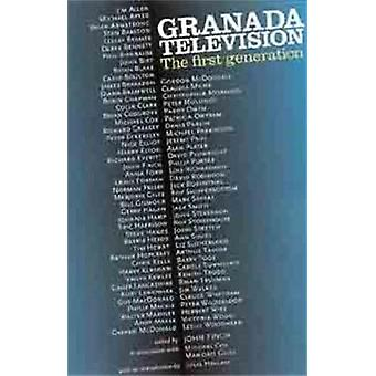 Granada Television The First Generation by Finch & John