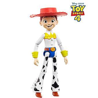 Disney GDP81 Pixar Toy Story 4 Talking Jessie Doll 15+ Phrases