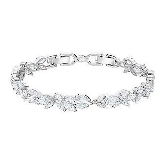 Swarovski Louison Clear Crystal & Rhodium Bracelet