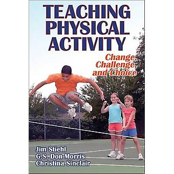 Teaching Games and Activities for Children by Don Morris - 9780736059