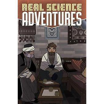 Atomic Robo Presents Real Science Adventures The Nicodemus Job by Bri