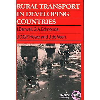 Rural Transport in Developing Countries by Ian Barwell - 978094668896
