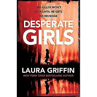 Verzweifelte Mädchen: Ein nervenzerreißenden Thriller gefüllt mit schockierenden Wendungen
