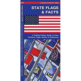 State Flags and Facts: An Introduction to State Flags, Symbols, Mottos and Nicknames