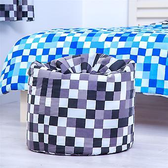 Bereit Steady Bed Grey Pixels Design Kinder's gefüllte Bean Bag