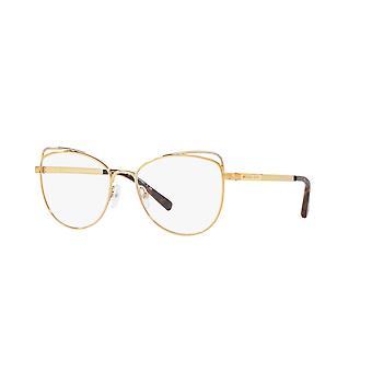 Michael Kors Santiago MK3025 1212 Lite Gold Glasses
