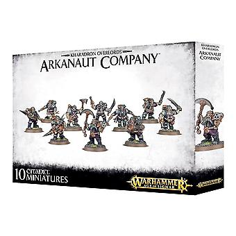 Kharadron Overlords Arkanaut Company, Warhammer 40,000 Age of Sigmar, 40k
