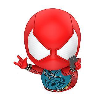 Spider-Man Scarlet Spindel Cosbaby