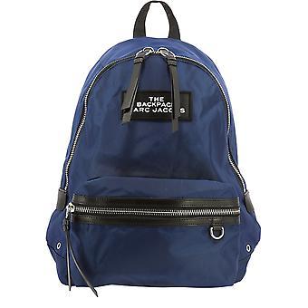 Marc Jacobs M0015414412 Donne's Blue Nylon zaino