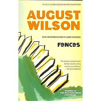 Fences by August Wilson - 9780780707504 Book