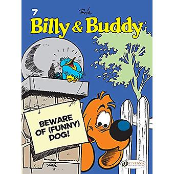Beware of (Funny) Dog! by ROBA - 9781849184571 Book