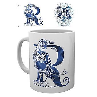 Harry Potter Ravenclaw Monogram Krus