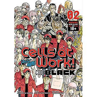 Cells At Work! Code Black 2 by Shigemitsu Harada - 9781632368959 Book