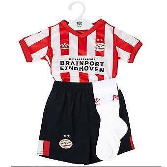 2019-2020 PSV Eindhoven Home Mini Kit